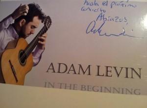 Adam Levin @OlgaG