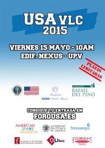 I Foro USA Valencia - 15 de Mayo de 2015