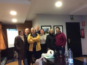 Foto 1ª reunión Capítulo andaluz